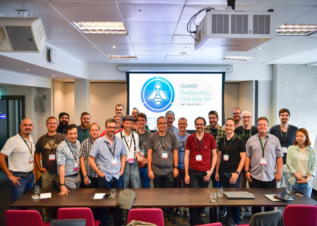 Group Photo from the CRS Community Summit 2018 in London